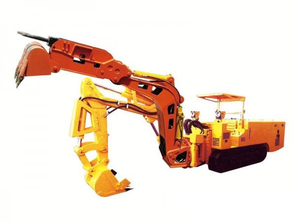 WPZ-37/600煤矿用巷道修复机